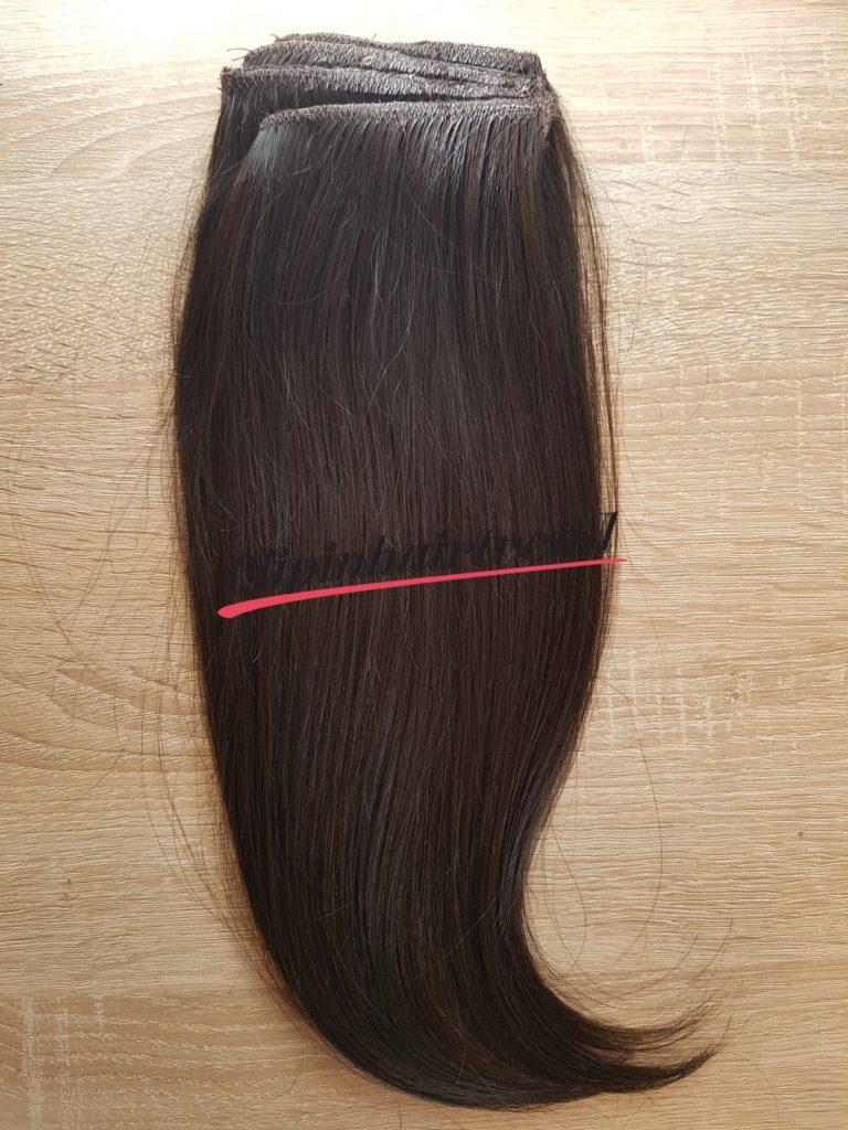 2. Tresszelt, duplán varrt haj