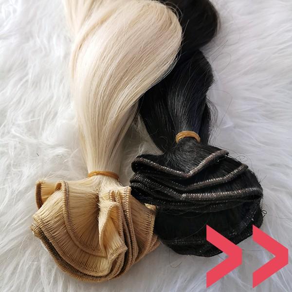 Tresszelt hajak