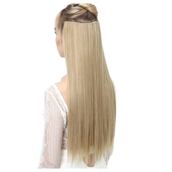 Volumennövelő csatos hajsorok